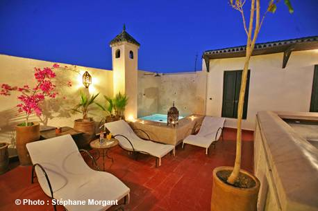 Riad Dar Ftouma, Marrakech, Morocco, Morocco bed and breakfasts and hotels