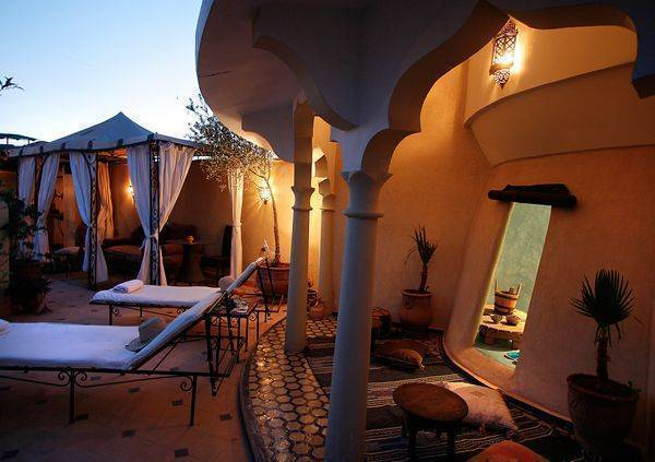 Riad Dollar Des Sables, Marrakech, Morocco, Morocco bed and breakfasts and hotels