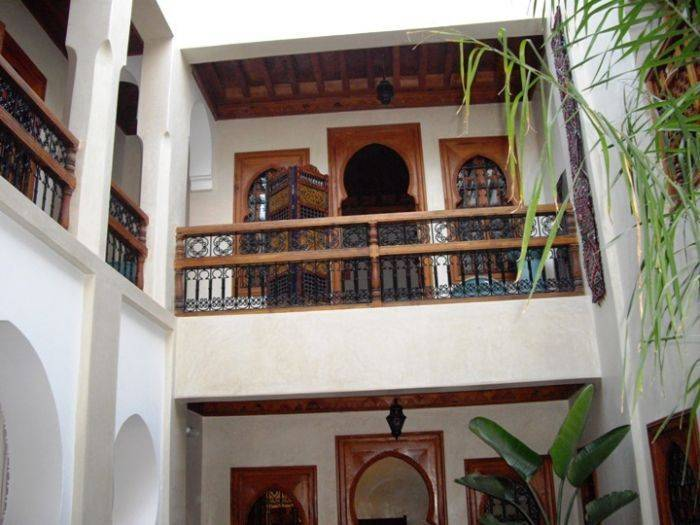 Riad Dubai, Marrakech, Morocco, great destinations for budget travelers in Marrakech