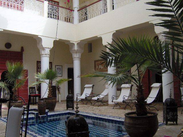 Riad El Faran, Marrakech, Morocco, Morocco bed and breakfasts and hotels