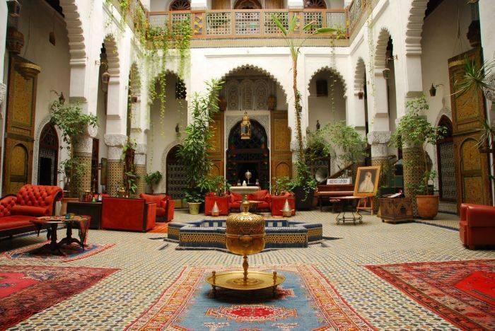 Riad El Ghalia, Fes al Bali, Morocco, Morocco hostels en hotels