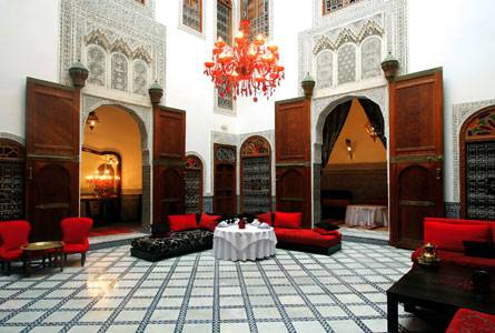 Riad Fez Yamanda, Fes al Bali, Morocco, Morocco bed and breakfasts and hotels