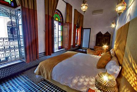 Riad Fez Yamanda, Fes al Bali, Morocco, 10 best cities with the best bed & breakfasts in Fes al Bali