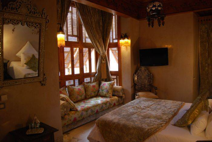 Riad Flam, Marrakech, Morocco, bed & breakfasts near ancient ruins and historic places in Marrakech