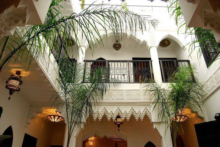 Riad Hannah, Marrakech, Morocco, Morocco hostels and hotels