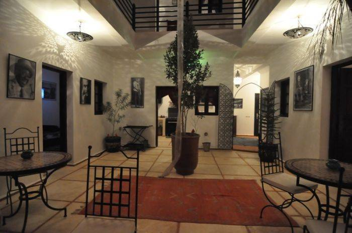 Riad Hcekarram, Marrakech, Morocco, Morocco hostels and hotels