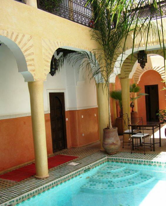 Riad Itrane, Marrakech, Morocco, Morocco hostels and hotels