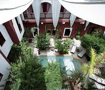 Riad Jardin Grenadine, Marrakech, Morocco, Morocco bed and breakfasts and hotels