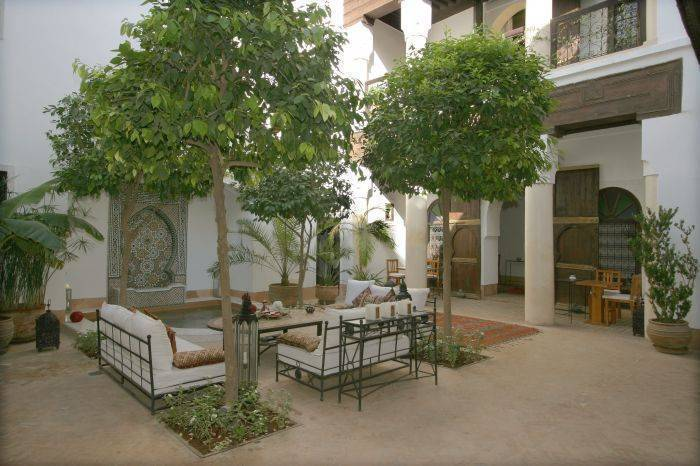 Riad Karmela, Marrakech, Morocco, adult vacations and destinations in Marrakech