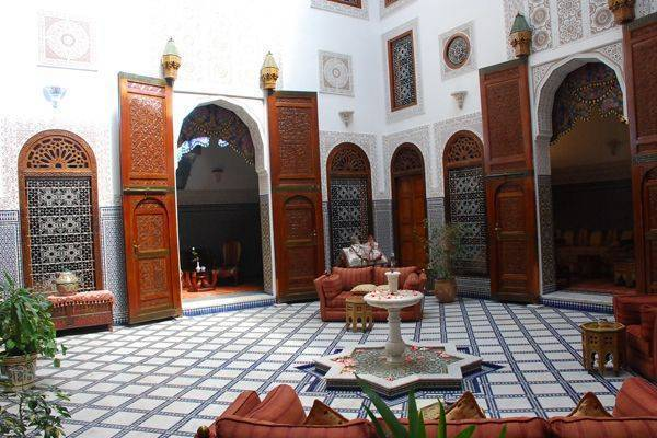 Riad La Perle de la Medina, Fes al Bali, Morocco, Morocco bed and breakfasts en hotels