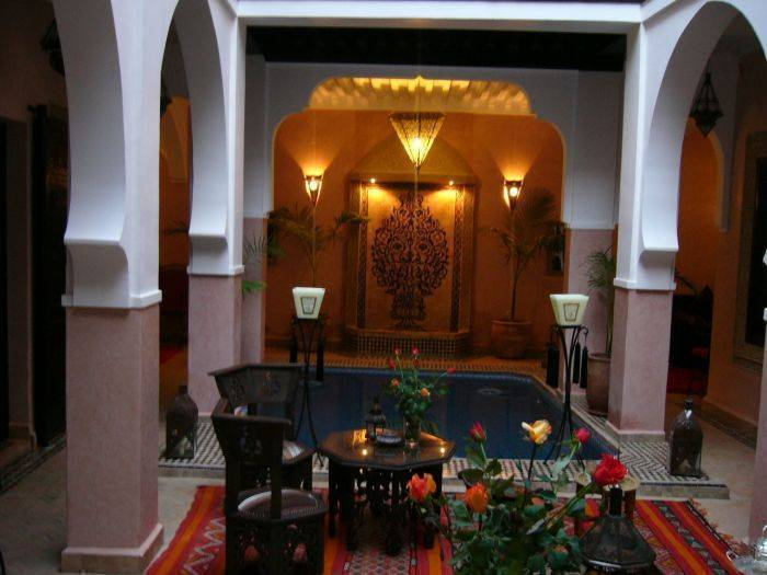Riad La Rose d'Orient, Marrakech, Morocco, Morocco bed and breakfasts and hotels