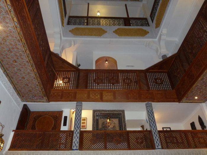Riad l'Artiste, Fes Jedid, Morocco, Morocco bed and breakfasts and hotels
