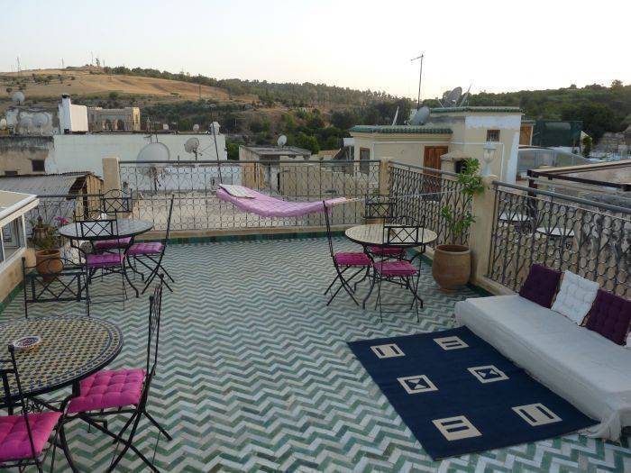 Riad l'Artiste, Fes Jedid, Morocco, online bookings, bed & breakfast bookings, city guides, vacations, student travel, budget travel in Fes Jedid