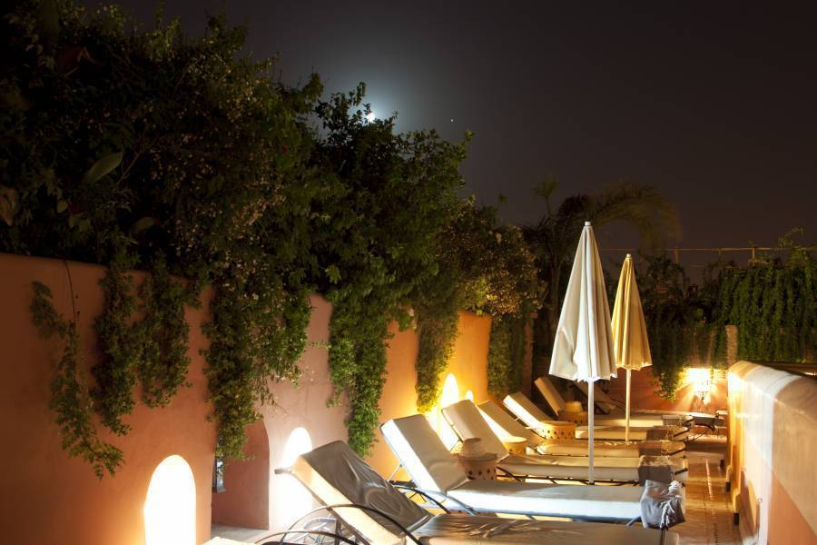 Riad Les Trois Palmiers El Bacha, Marrakech, Morocco, Morocco hostels and hotels