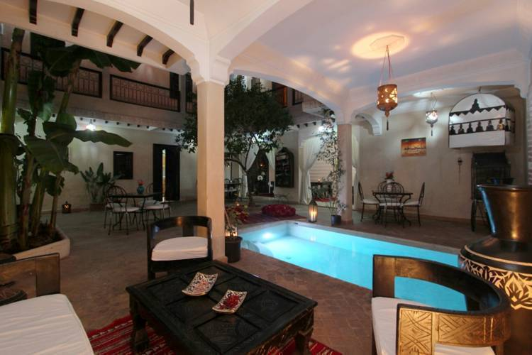 Riad L Oiseau Du Paradis, Marrakech, Morocco, Morocco bed and breakfasts and hotels