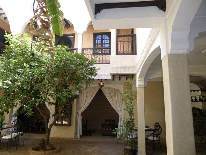 Riad L Oiseau Du Paradis, Marrakech, Morocco, bed & breakfasts for all budgets in Marrakech