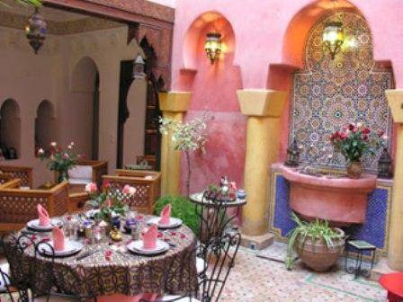 Riad Massin, Marrakech, Morocco, Morocco bed and breakfasts and hotels