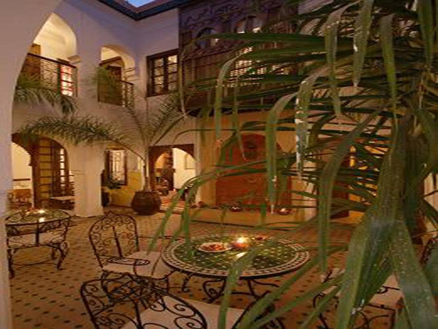 Riad Nerja, Marrakech, Morocco, Morocco bed and breakfasts and hotels