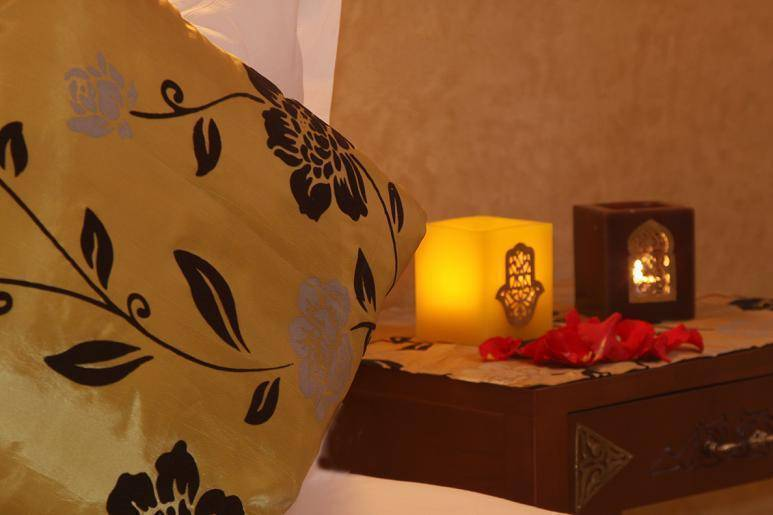 Riad Nesma, Marrakech, Morocco, bed & breakfasts with hot tubs in Marrakech