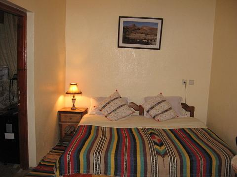 Riad Ouassaggou, Imlil, Morocco, safest hostels and backpackers in Imlil