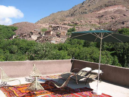 Riad Ouassaggou, Imlil, Morocco, Morocco hostels and hotels