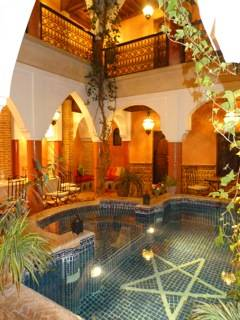 Riad Plein Sud, Marrakech, Morocco, Morocco bed and breakfasts and hotels