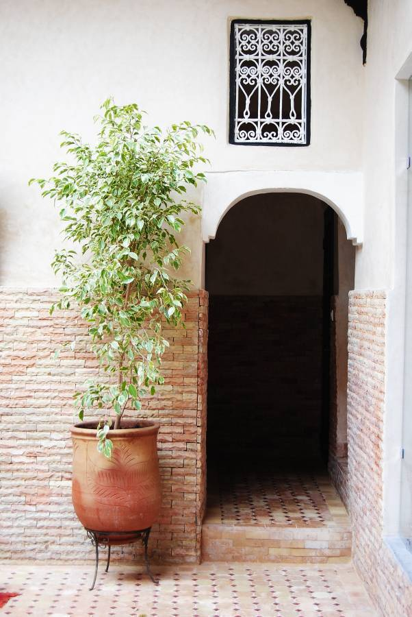 Riad Romance, Marrakech, Morocco, bed & breakfasts in locations with the best weather in Marrakech