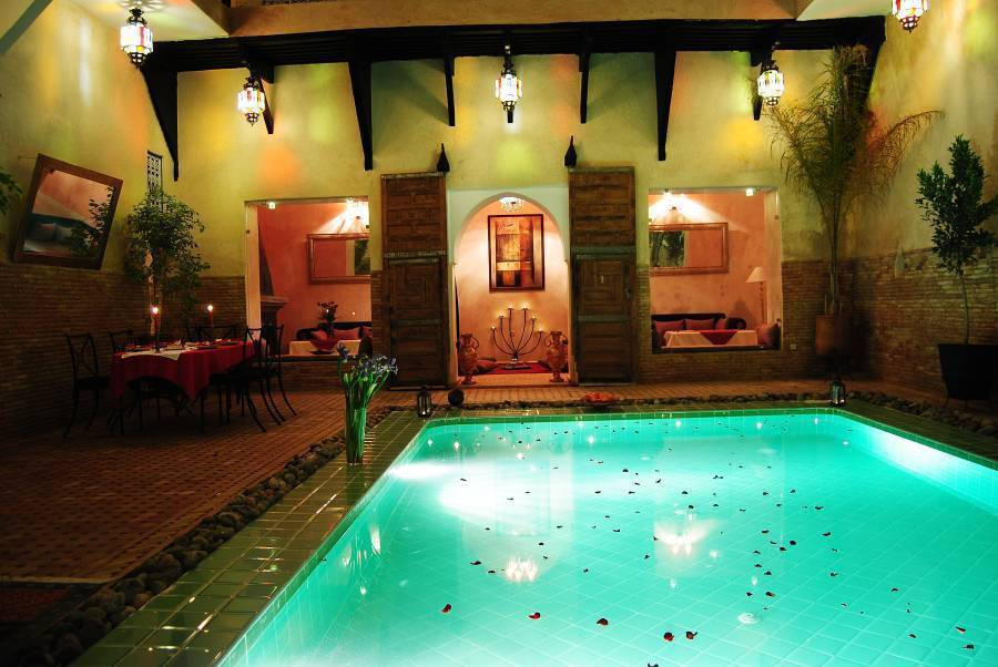 Riad Romance, Marrakech, Morocco, Morocco hostels and hotels