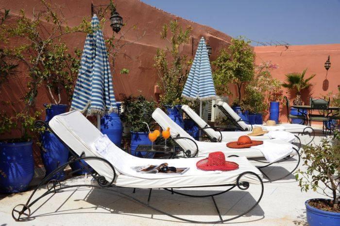 Riad Shaden, Marrakech, Morocco, famous landmarks near bed & breakfasts in Marrakech