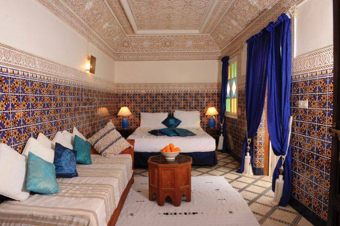 Riad Shaden, Marrakech, Morocco, Morocco bed and breakfasts and hotels