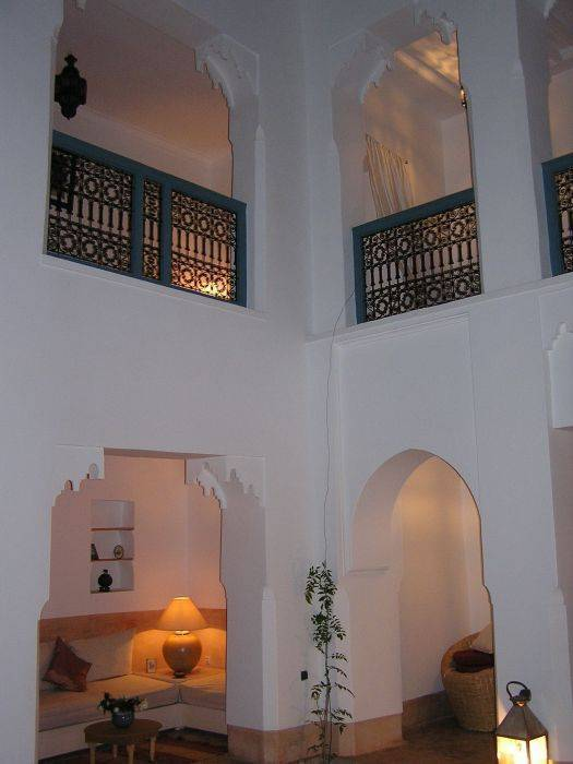 Riad Simbad, Marrakech, Morocco, this week's hot deals at bed & breakfasts in Marrakech