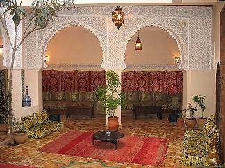 Riad Zahraa, Meknes, Morocco, Morocco bed and breakfasts and hotels
