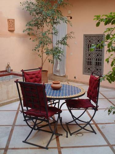 Riad Zahr, Marrakech, Morocco, top travel website for planning your next adventure in Marrakech