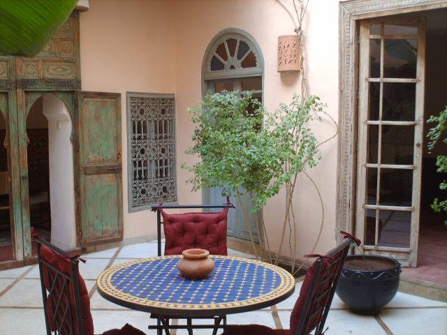 Riad Zahr, Marrakech, Morocco, Morocco bed and breakfasts and hotels