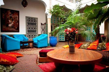 Riad Zinoun, Marrakech, Morocco, Morocco bed and breakfasts and hotels