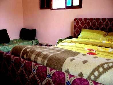 Tighoula, Imlil, Morocco, bed & breakfast vacations in Imlil