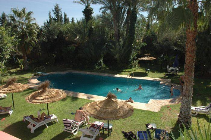 Villa Des Trois Golfs, Marrakech, Morocco, Morocco hostels and hotels