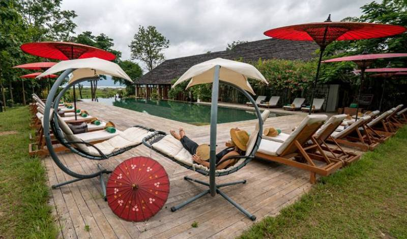 Villa Inle Boutique Resort - Get cheap hostel rates and check availability in Yawnghwe 29 photos