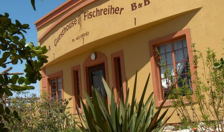 Guesthouse Fischreiher, hotels and backpacking 1 photo