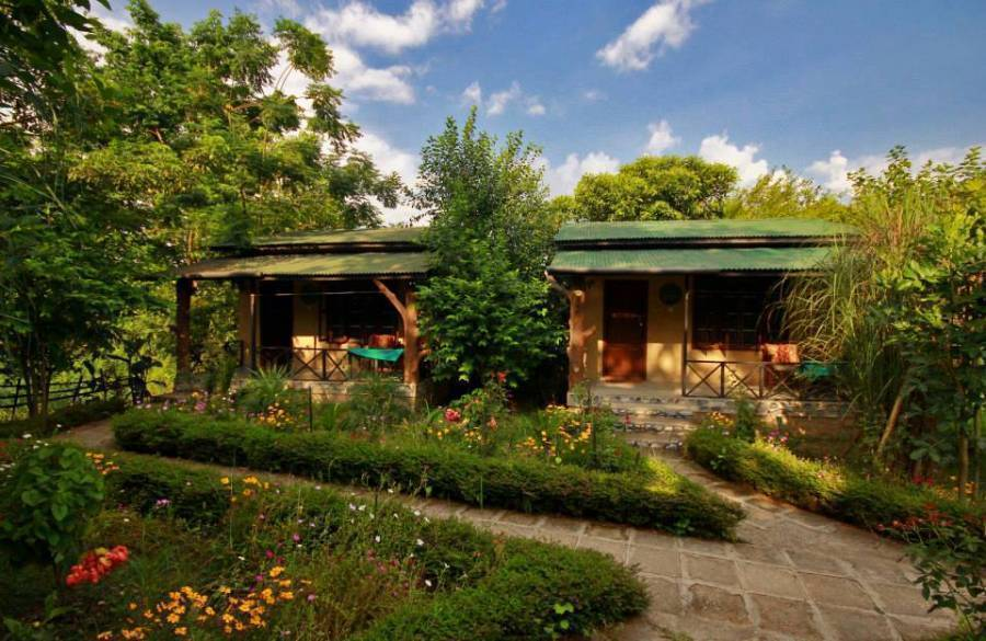 Chitwan Gaida Lodge, Bharatpur, Nepal, Nepal bed and breakfasts and hotels