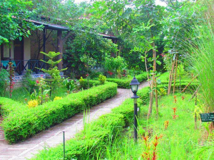 Chitwan Gaida Lodge, Bharatpur, Nepal, scenic bed & breakfasts in picturesque locations in Bharatpur