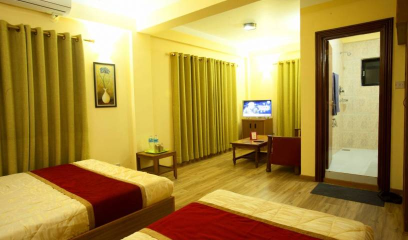 Royal Astoria Hotel - Search available rooms and beds for hostel and hotel reservations in Kathmandu 32 photos