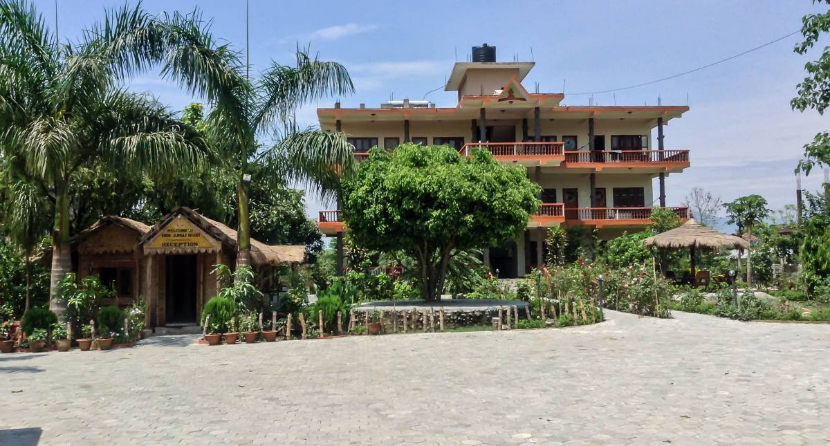 Eden Jungle Resort, Bharatpur, Nepal, Nepal hostels and hotels