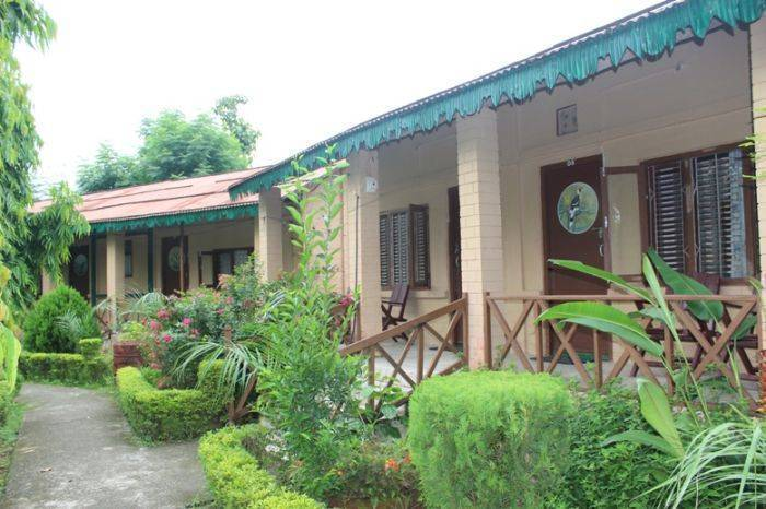 Eden Jungle Resort, Chitwan, Nepal, Nepal hostels and hotels