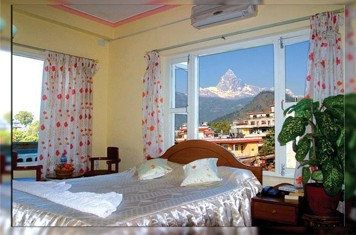 Hotel Grand Holiday, Pokhara, Nepal, Nepal 床和早餐和酒店