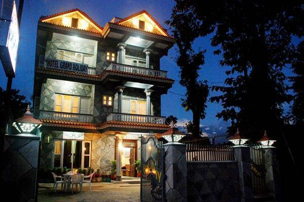 Hotel Grand Holiday, Pokhara, Nepal, top 20 bed & breakfasts and hotels in Pokhara