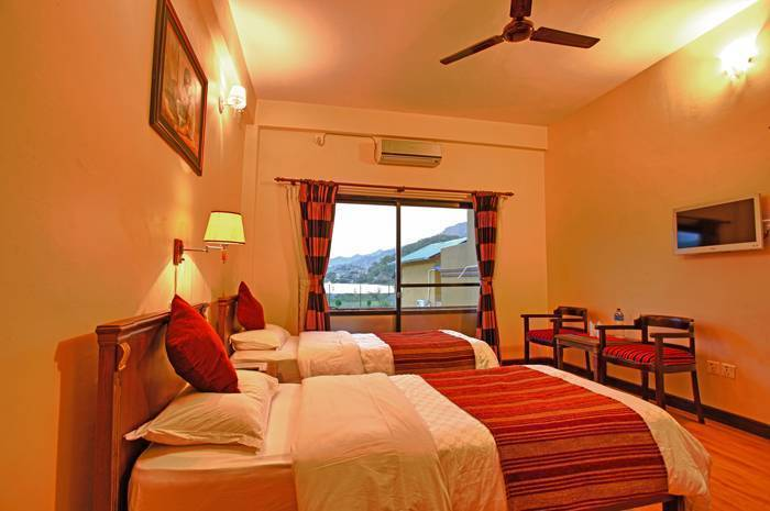 Hotel Lakefront, Pokhara, Nepal, city bed & breakfasts and hotels in Pokhara