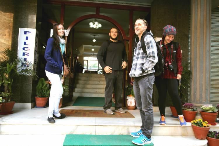 Hotel Pilgrims, Kathmandu, Nepal, Εκτός από ξενώνες με το HostelTraveler.com σε Kathmandu
