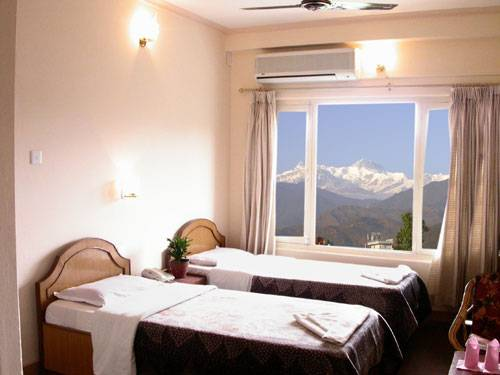 Hotel View Point, Pokhara, Nepal, Nepal bed and breakfast e alberghi