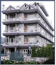 Hotel View Point, Pokhara, Nepal, Attrezzi per backpackers e alloggiare in alberghi o budget bed & colazioni in Pokhara
